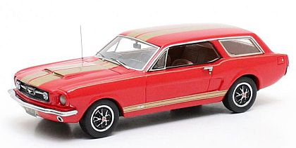 1965 Ford Mustang Wagon • by Intermeccanica • #MX20603-102