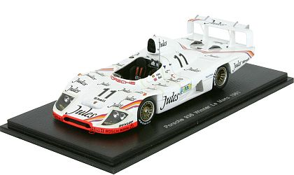 Porsche 936 #4 • Ickx/Bell • 1981 Le Mans Overall Winner • #43LM81