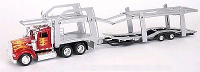 Item #NewRay-15213 Kenworth W900 Auto Carrier