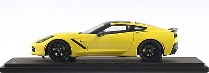 2014 C7 Corvette Stingray Coupe • Competiton Yellow • #CP4314001