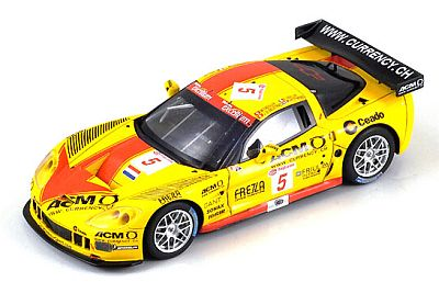2007 Corvette C6.R #5 at 24hrs. of Spa, Item #S0166