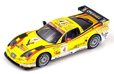 2007 Corvette C5-R #4 at 24hrs. of Spa, Item #S0167