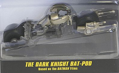 THE DARK KNIGHT BAT-POD • #HW-P3636
