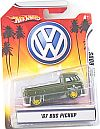 HotWheels VW Rat Rods • '67 Bus Pickup • #M4295