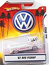 HotWheels VW Rat Rods • '67 Bus Pickup • #M4303