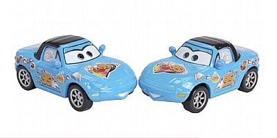 Dinoco Mia & Tia Movie Moments, CARS by Disney Pixar