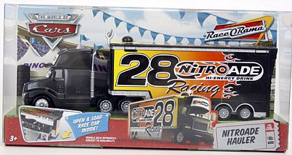 HAULER - NITROADE #28 - #N9849 - CARS by Disney Pixar