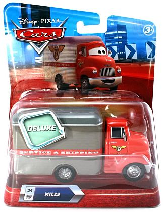 CARS • MILES 'Service & Shipping' Delivery Truck • #R8178 • Disney PIXAR