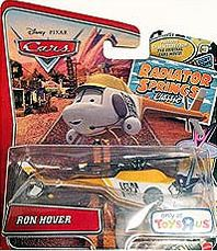 CARS • RON HOVER • Disney PIXAR • Toys
