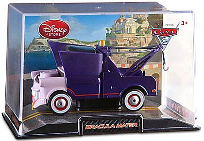 DRACULA MATER • Disney Store Exclusive • CARS 2 • #DS15028
