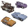 SECRET AGENT OPS 4-Car Set • Disney Store Exclusive • CARS 2 • #DS3095W