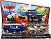 BRENT MUSTANGBURGER & DARRELL CARTRIP • 2-Pack • Disney/PIXAR CARS 2 • #V2834