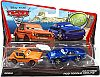 GREM & Damaged REDLINE • 2-Pack • CARS 2 • #V2836