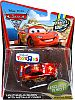 LIGHTNING McQUEEN • Red metallic • Disney/PIXAR CARS 2 • #V5087
