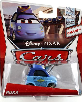 RUKA • CHASE • Disney•PIXAR CARS by theme • #Y0486