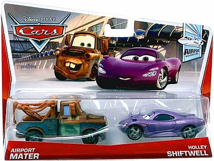 Airport MATER and HOLLEY SHIFTWELL • Disney•PIXAR CARS by theme • #Y0512