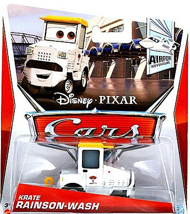KRATE RAINSON-WASH • Disney•PIXAR CARS by theme • #Y0549