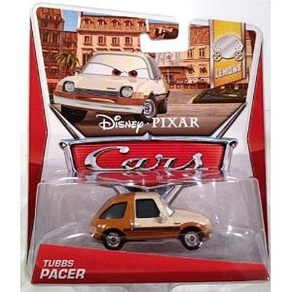 TUBBS PACER • Disney•PIXAR CARS by theme • #Y0490