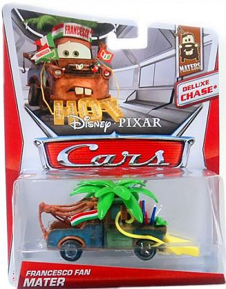 FRANCESCO FAN MATER • Disney•PIXAR CARS by theme • #Y0541