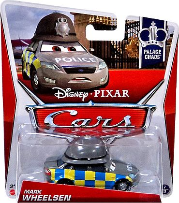 MARK WHEELSEN • Disney•PIXAR CARS by theme • #Y0481