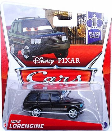 MIKE LORENGINE • Disney•PIXAR CARS by theme • #Y0483