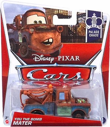 YOU THE BOMB MATER • Disney•PIXAR CARS by theme • #Y7143