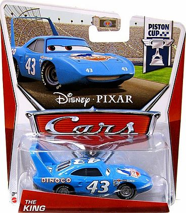 THE KING #43 • Disney•PIXAR CARS by theme • #Y7154