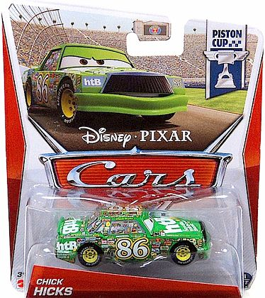 CHICK HICKS • Disney•PIXAR CARS by theme • #Y7155