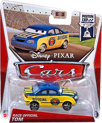 TOM Piston Cup Race Official • Disney•PIXAR CARS by theme • #Y7162