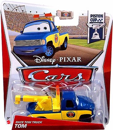 TOM Race Tow Truck • Disney•PIXAR CARS by theme • #Y7218