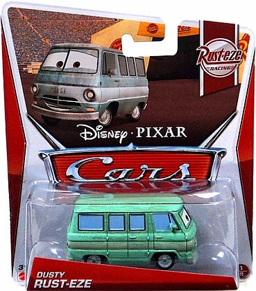 DUSTY RUST-EZE • Disney•PIXAR CARS by theme • #Y7174