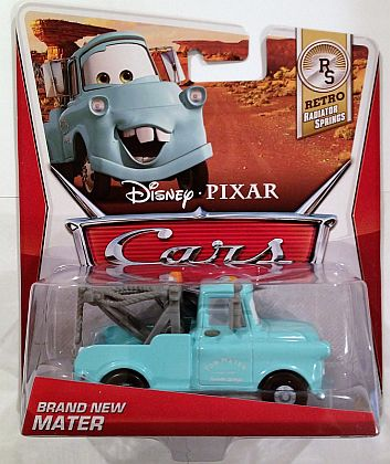 BRAND NEW MATER • Disney•PIXAR CARS by theme • #Y7184