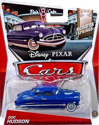 DOC HUDSON • Radiator Springs • Disney•PIXAR CARS by theme • #BHP11