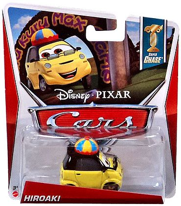 HIROAKI • SUPER CHASE • Disney•PIXAR CARS by theme • #Y4344