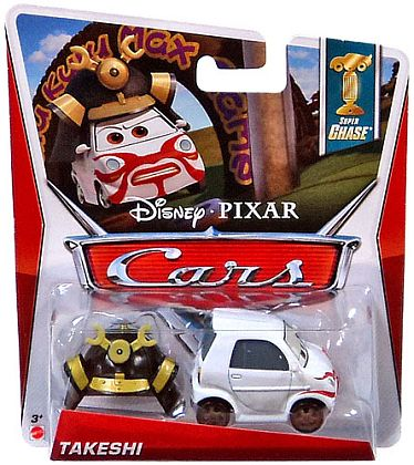 TAKESHI • SUPER CHASE • Disney•PIXAR CARS by theme • #Y4344