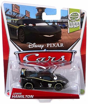 LEWIS HAMILTON • CARS 2 • Disney•PIXAR CARS by theme • #V0491