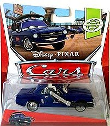 BRENT MUSTANGBURGER • Disney•PIXAR CARS by theme • #Y5032