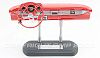 1957 Chevrolet Bel Air dash board, red, Item: G0605103