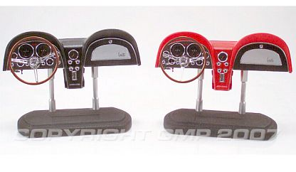 1967 Corvette Sting Ray dash board, black or red