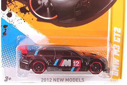 BMW M3 GT2 #12 • 2012 NEW MODELS • #HW-V5561