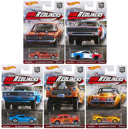 REDLINERS • Car Culture / Hot Wheels • #HW-DJF77-G