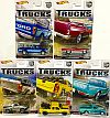 TRUCKS • Car Culture / Hot Wheels • #HW-DJF77-C
