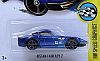 Nissan Fairlady Z blue • HW SPEED GRAPHICS - 2016 • #HW-DHP27