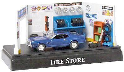 Tire Store - Moments In Time - #MM73643