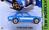 1970 Ford Escort RS1600 • Blue-White • Hot Wheels • #HW-CFH18