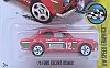 1970 Ford Escort RS1600 • Red • Hot Wheels • #HW-DHP97