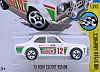 1970 Ford Escort RS1600 • White • Hot Wheels • #HW-DHX59