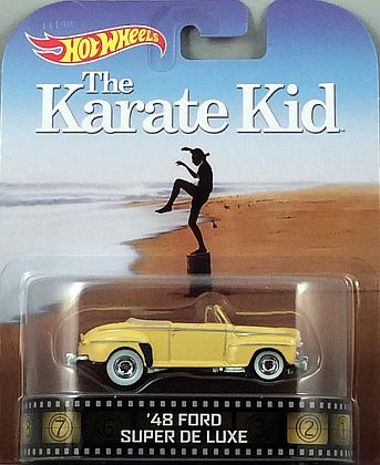 The Karate Kid • 1948 Ford Super De Luxe • #HW-BDT84