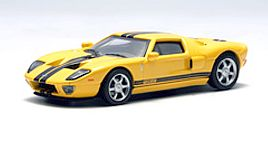 2004 Ford GT Speed Yellow with Black stripes • #AA20352
