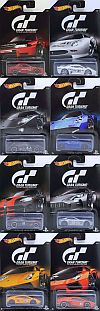GRAN TURISMO • Real Driving Simulator / Hot Wheels • #HW-DJL12-A